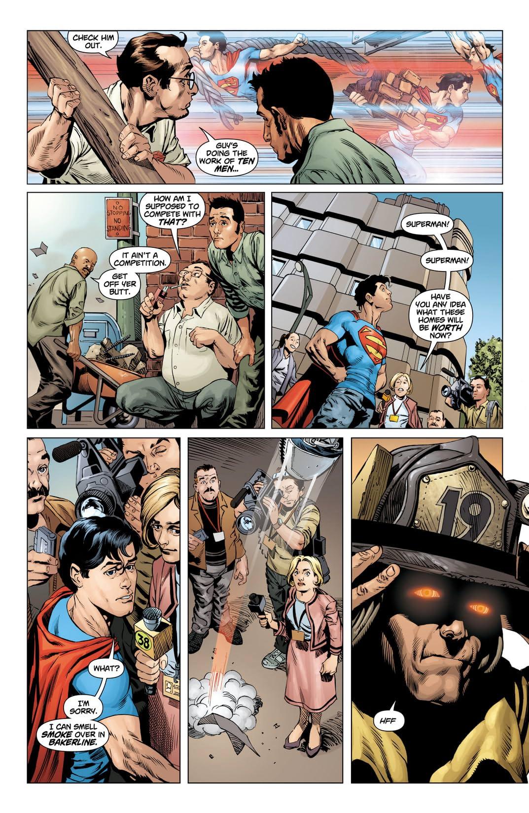 Action Comics (2011-2016) #11