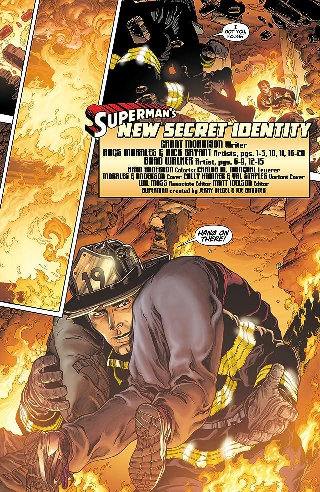 Action Comics (2011-) #11