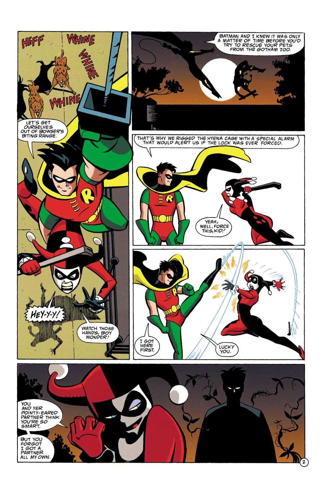 Batman & Robin Adventures (1995-1997) #8