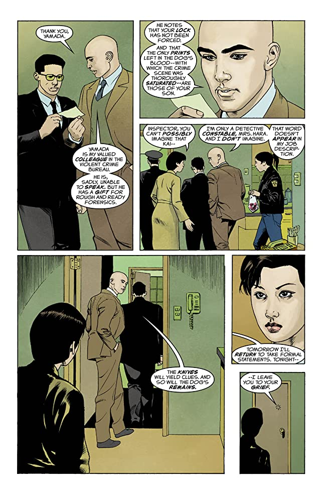 click for super-sized previews of Crossing Midnight #2