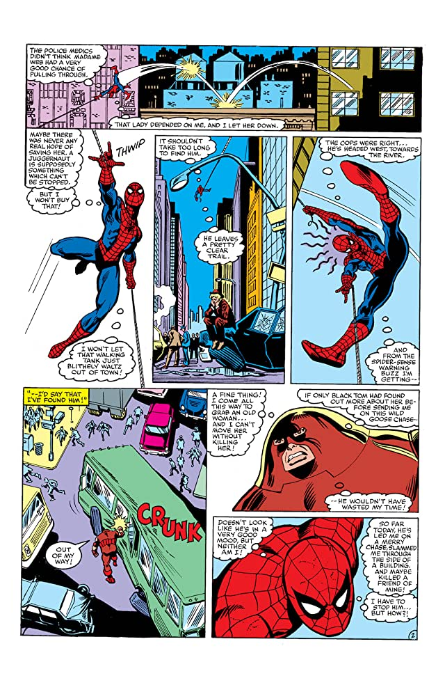 click for super-sized previews of Amazing Spider-Man (1963-1998) #230