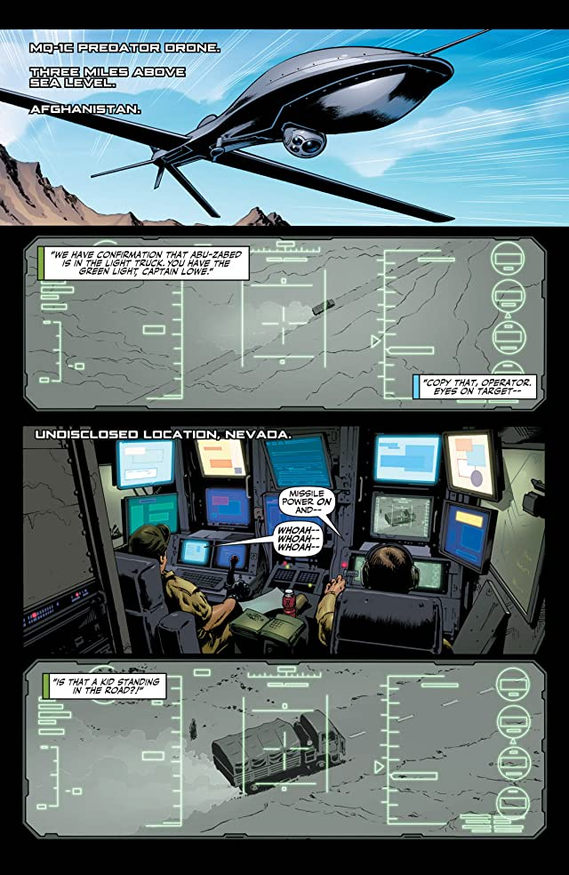 click for super-sized previews of Bloodshot (2012- ) #1: Digital Exclusives Edition