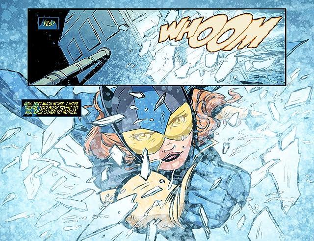 Ame-Comi II: Batgirl #3