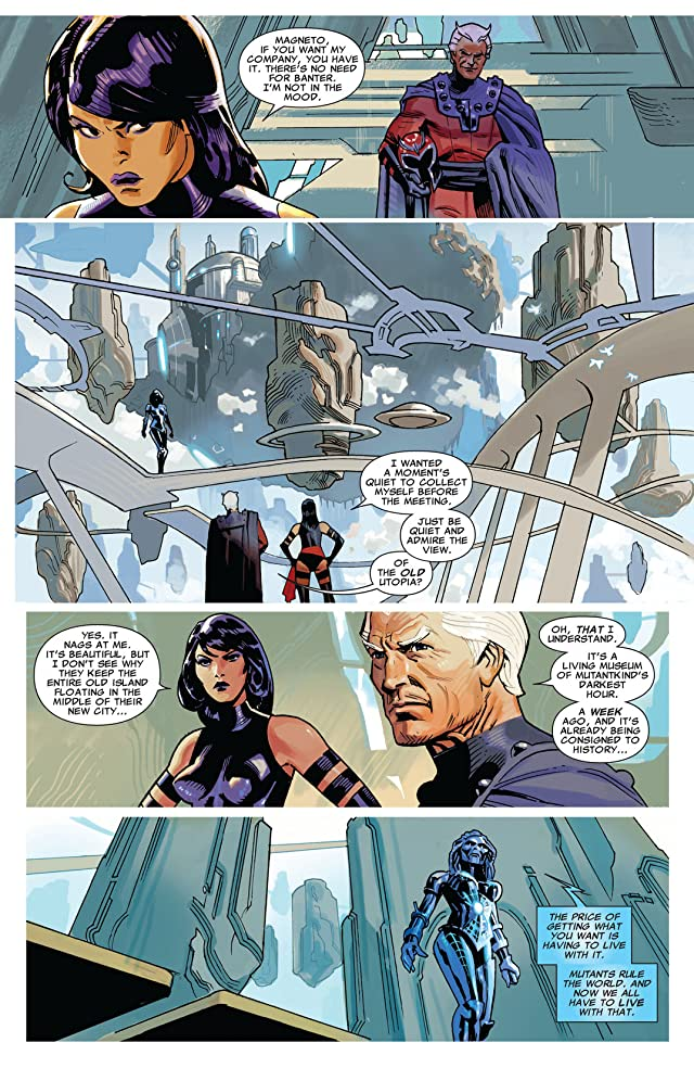 click for super-sized previews of Uncanny X-Men (2011-2012) #15