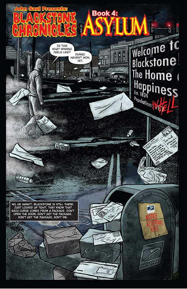 click for super-sized previews of John Saul Presents The Blackstone Chronicles #4