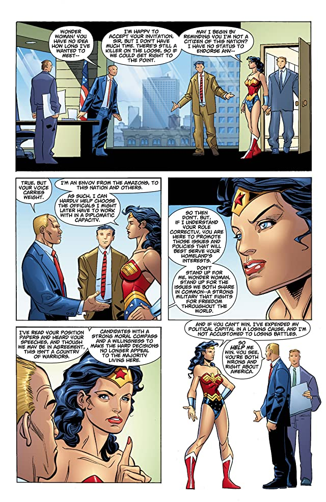click for super-sized previews of DC Universe: Decisions #3
