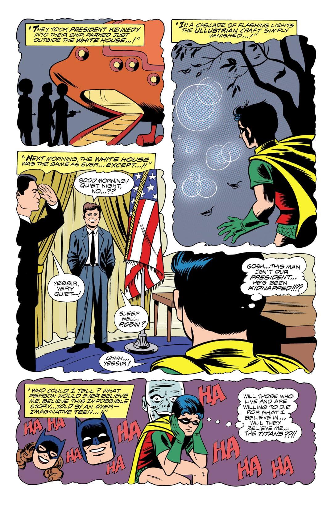 DC Comics Presents: Teen Titans #1