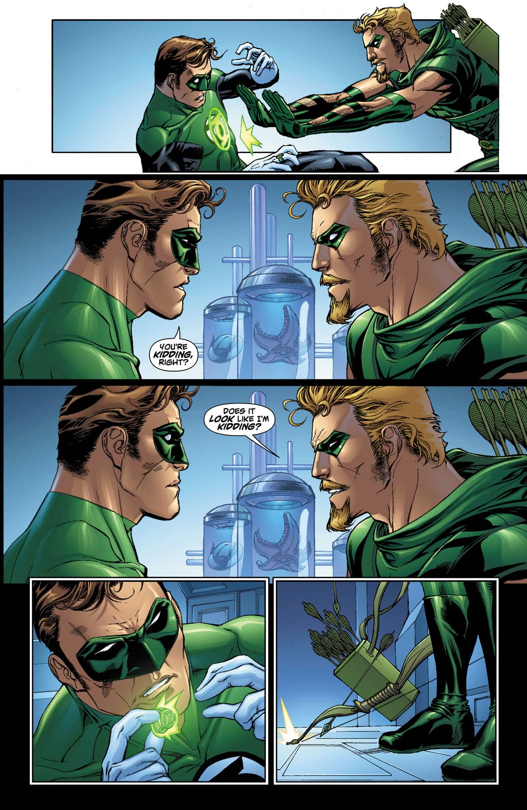 DC Universe: Decisions #2 (of 4)