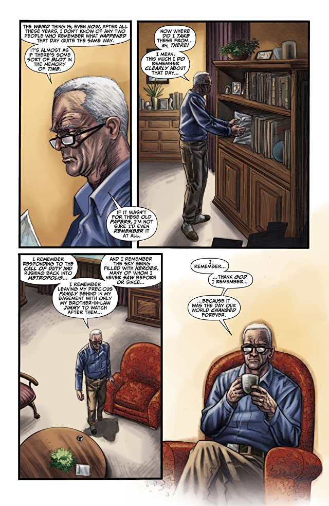 click for super-sized previews of DC Universe: Legacies #6