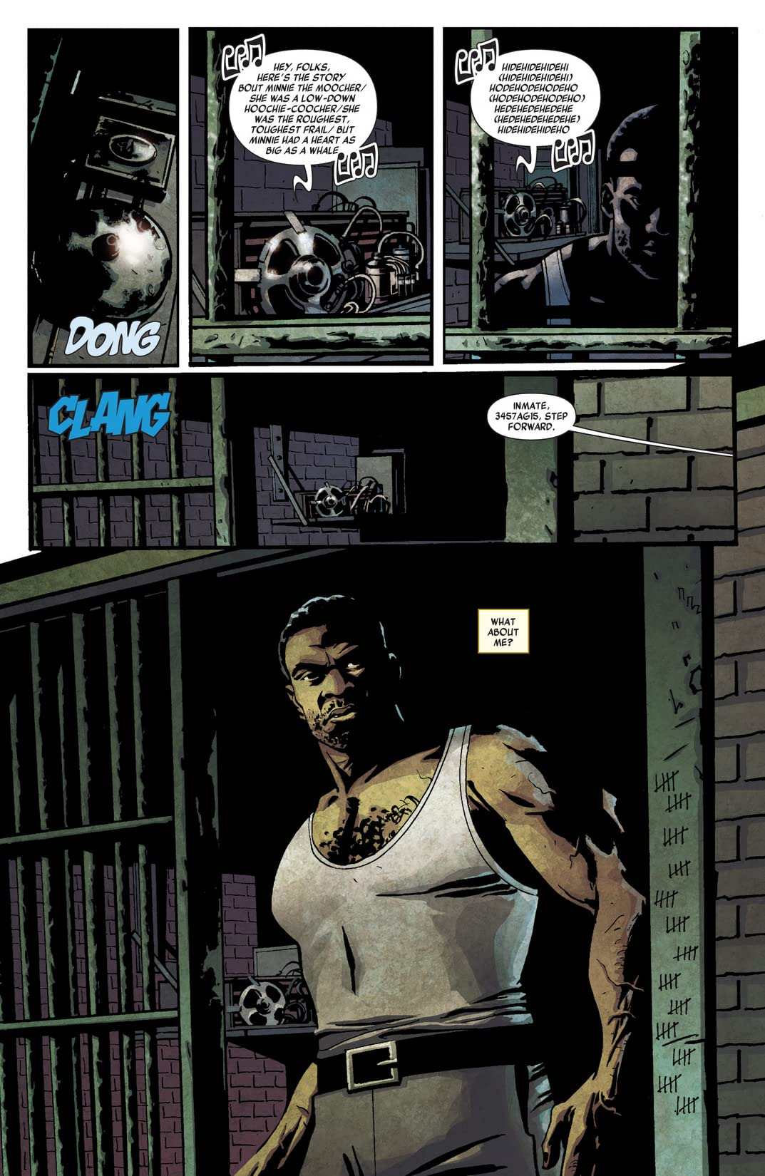 Luke Cage Noir #1 (of 4)