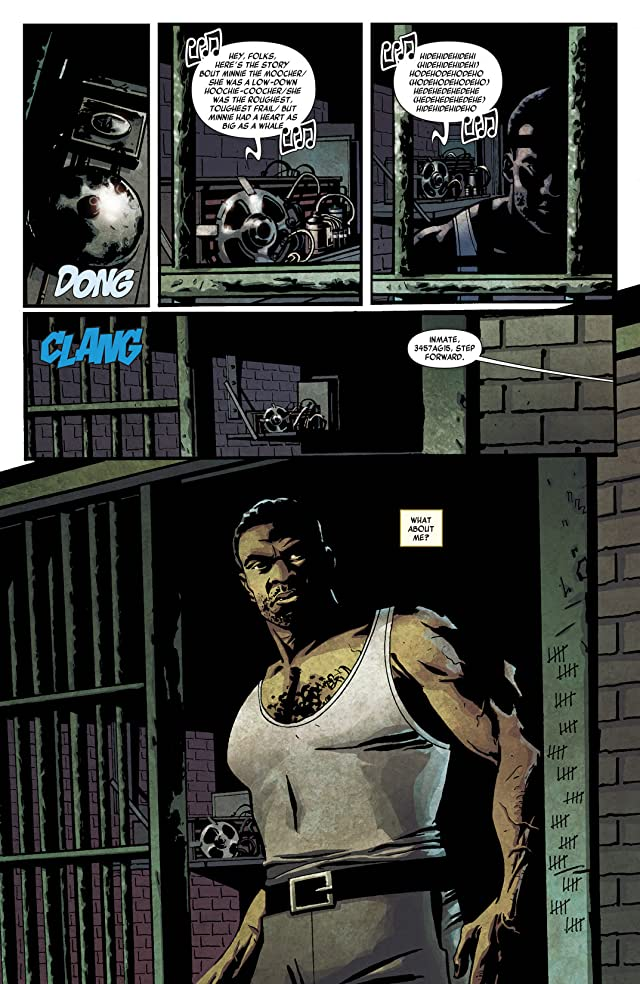 click for super-sized previews of Luke Cage Noir #1 (of 4)