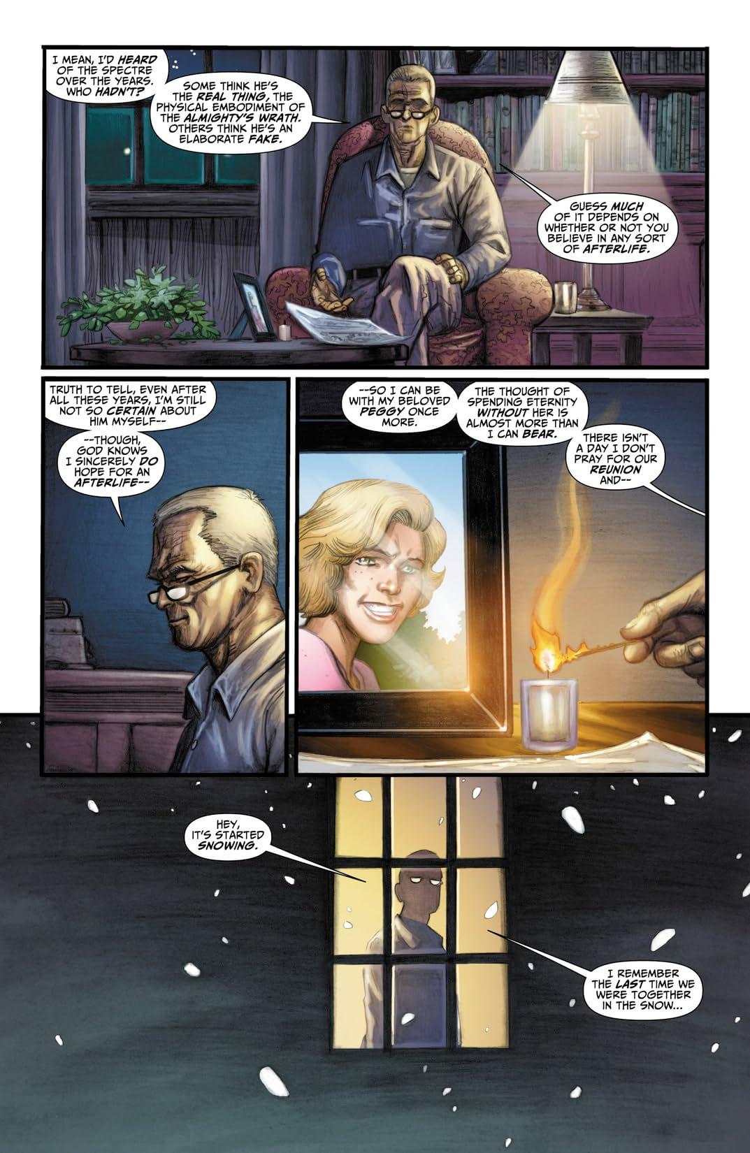 DC Universe: Legacies #10 (of 10)