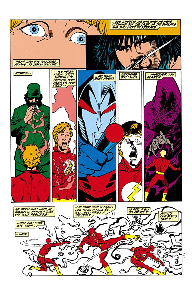 The Flash (1987-2009) #34