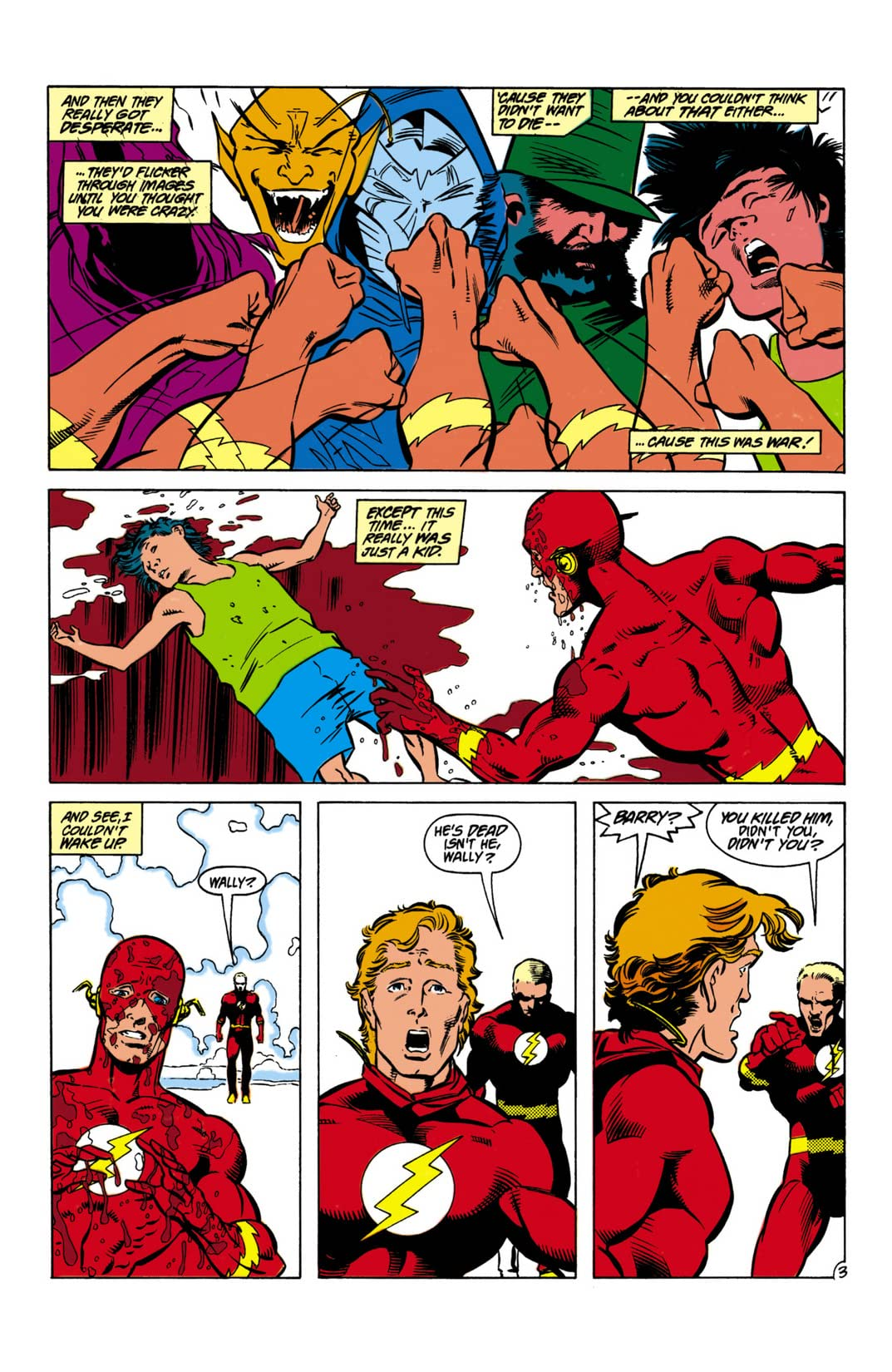 The Flash (1987-2009) #34