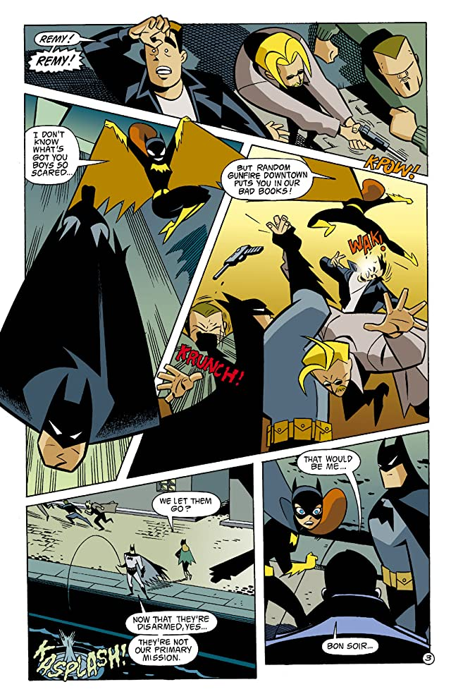 click for super-sized previews of Batman: Gotham Adventures #8