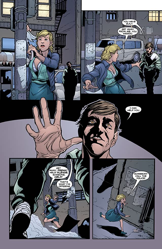 click for super-sized previews of Batman: Legends of the Dark Knight #204