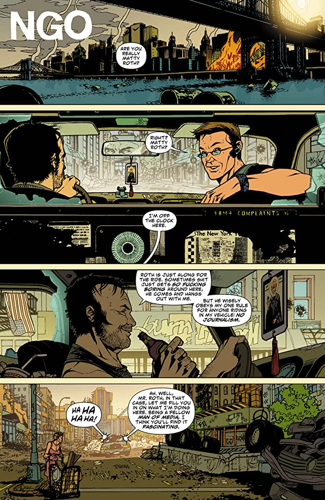 click for super-sized previews of DMZ #50