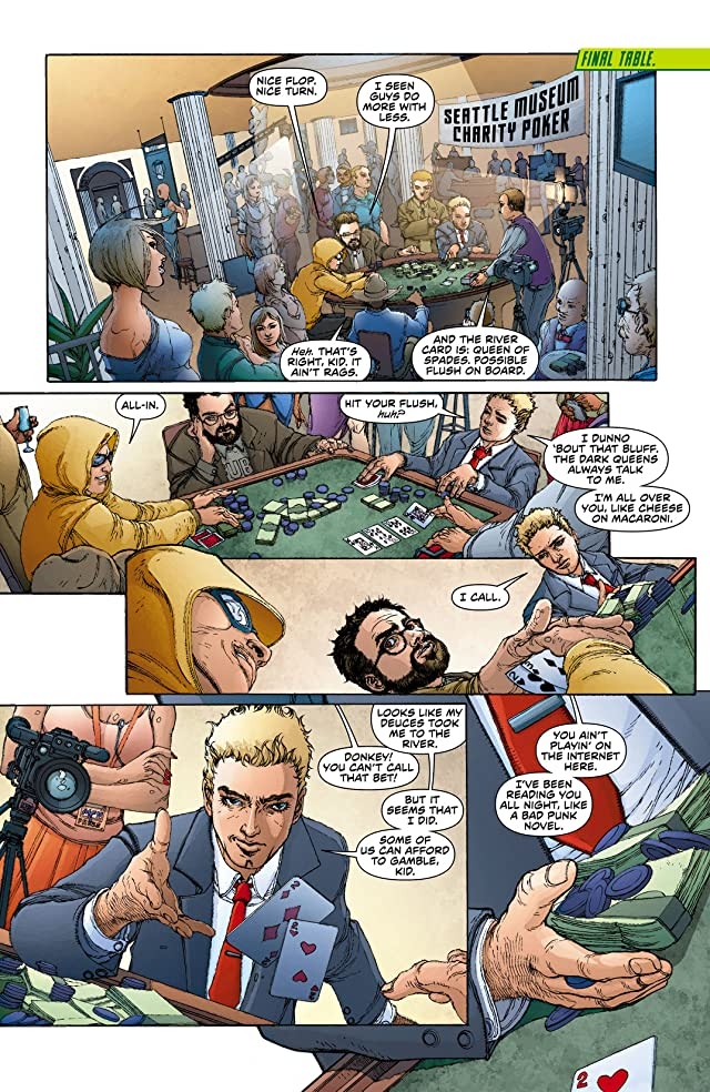 click for super-sized previews of Green Arrow (2011-) #11