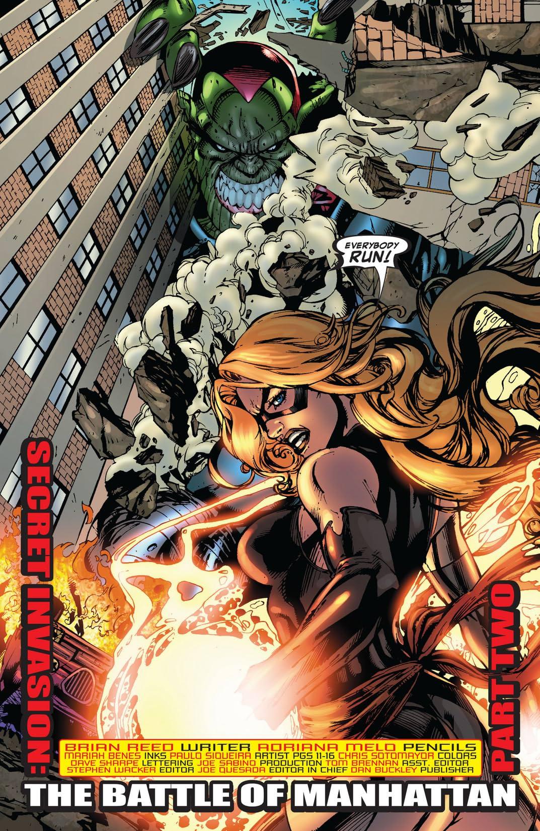 Ms. Marvel (2006-2010) #29