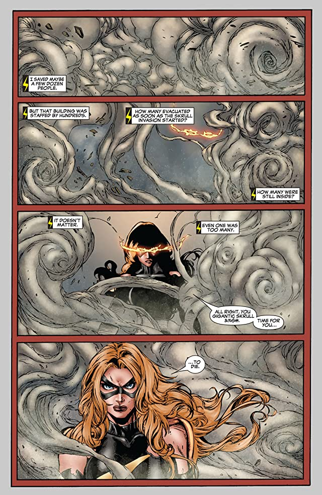 click for super-sized previews of Ms. Marvel (2006-2010) #29