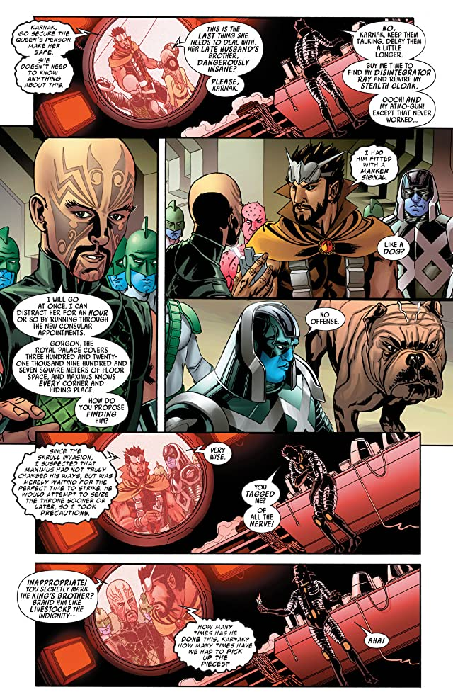 click for super-sized previews of Realm of Kings: Inhumans #4