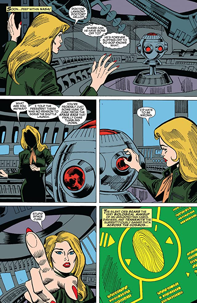 Ms. Marvel (2006-2010) #25