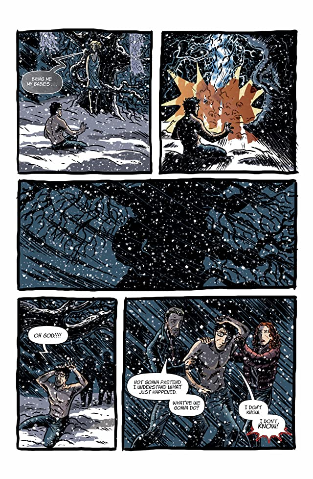 click for super-sized previews of The Evil Tree #2