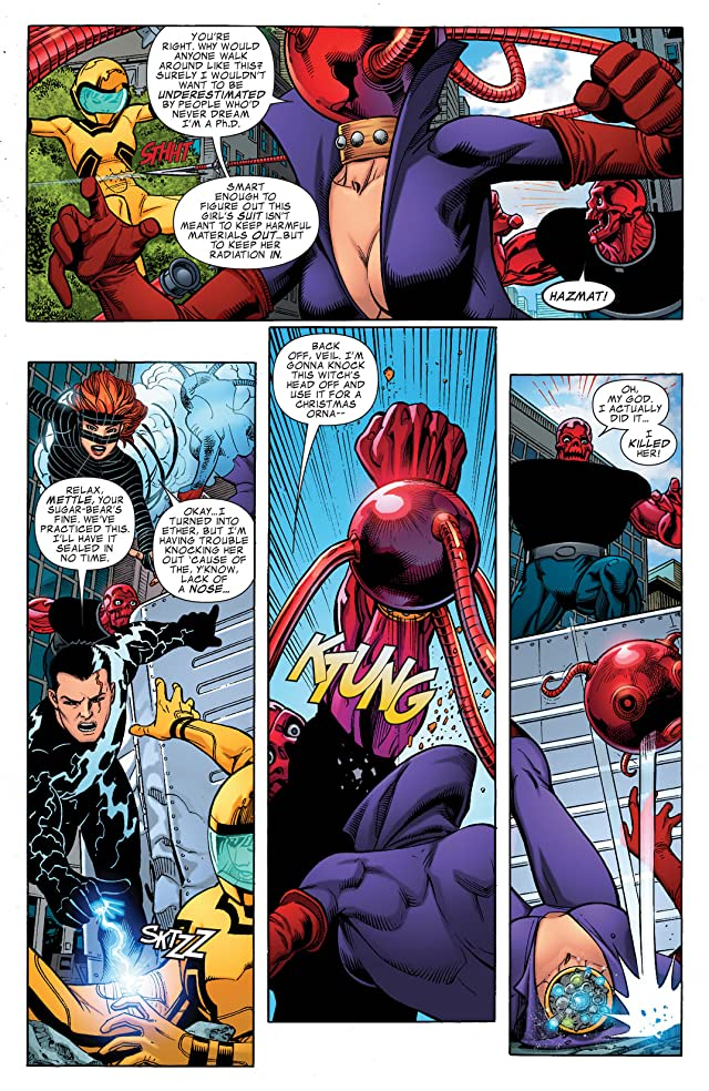 click for super-sized previews of Avengers Academy #14.1