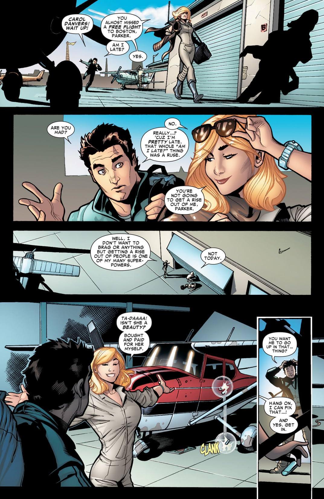 Avenging Spider-Man (2011-2013) #9