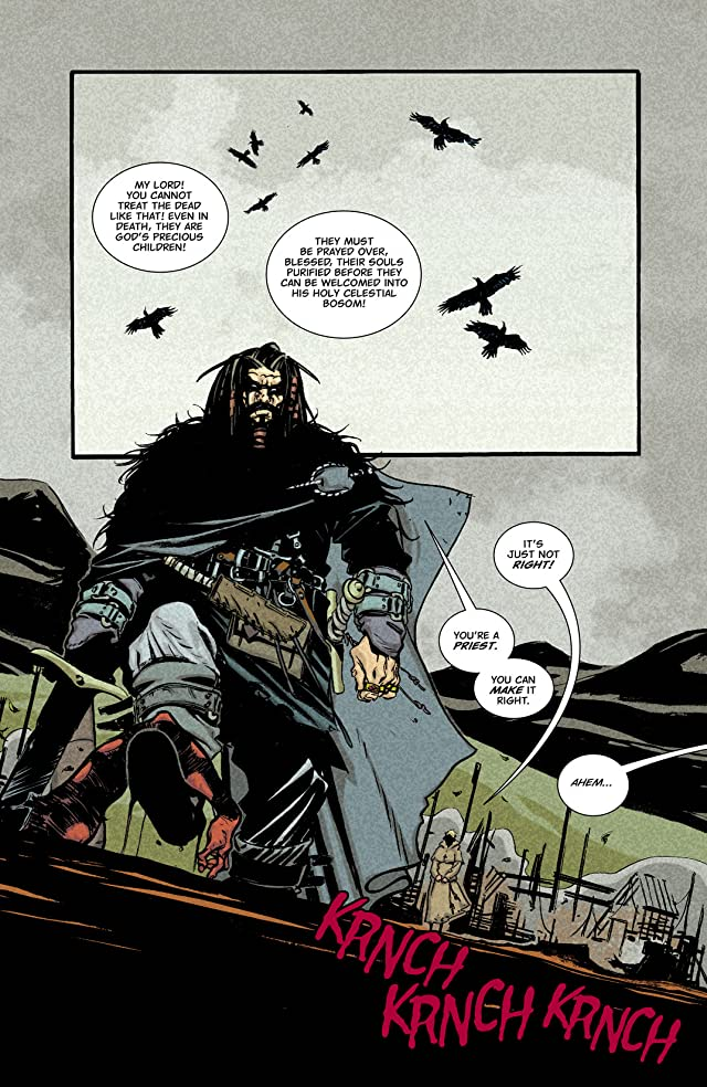 click for super-sized previews of Northlanders #32