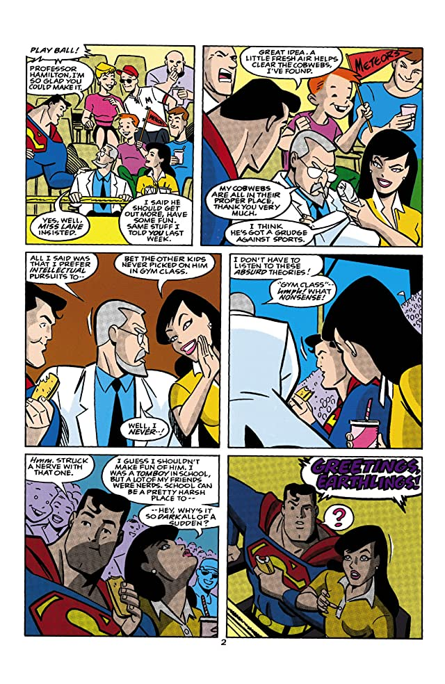 click for super-sized previews of Superman Adventures (1996-2002) #13
