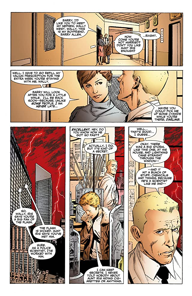 click for super-sized previews of JLA: Classified #11