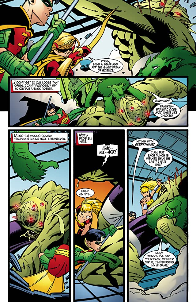 click for super-sized previews of Robin (1993-2009) #147