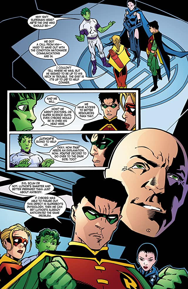 Robin (1993-2009) #146