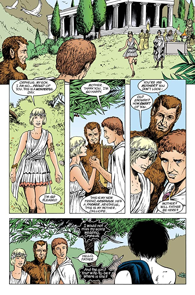 The Sandman Special #1