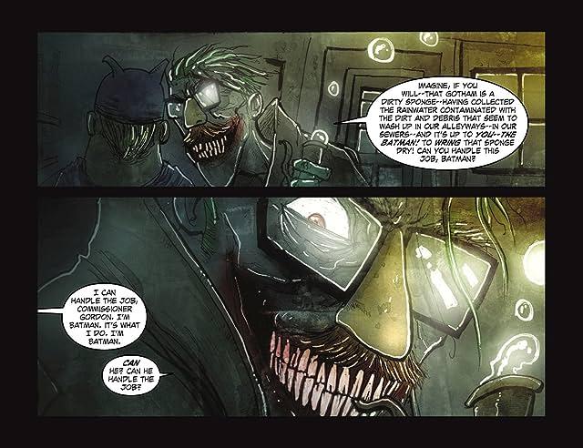 Legends of the Dark Knight (2012-) #5