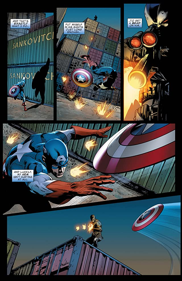 click for super-sized previews of Captain America (2011-2012) #14