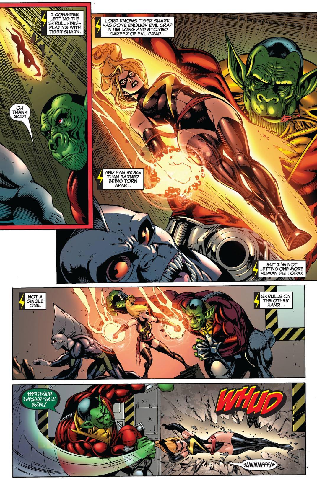 Ms. Marvel (2006-2010) #30