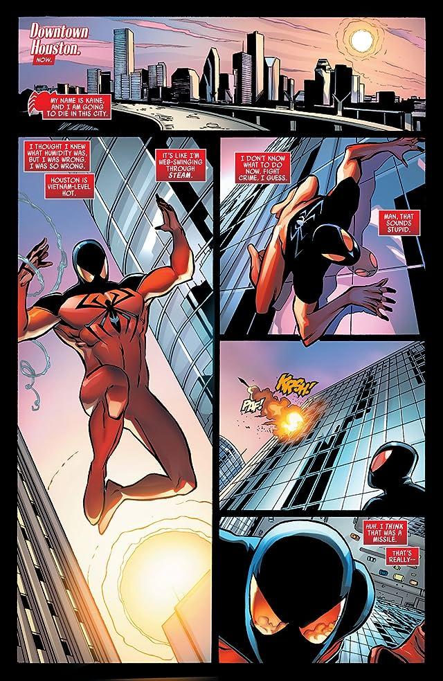 Scarlet Spider #7
