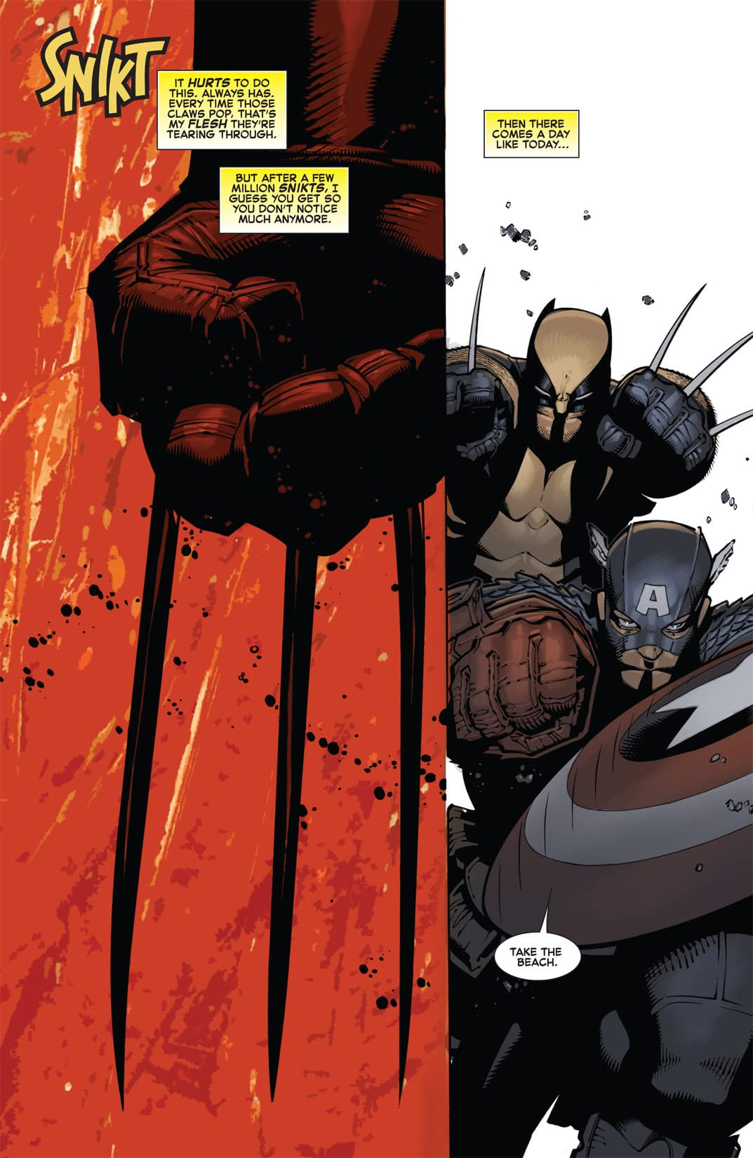 Wolverine and the X-Men #10