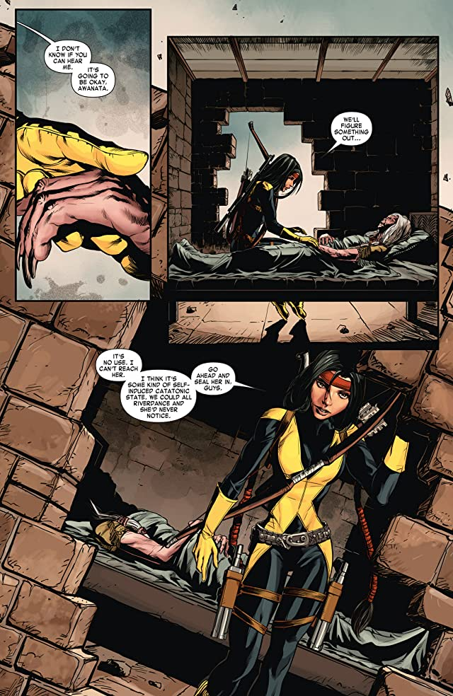 click for super-sized previews of X-Men (2010-2013) #15.1