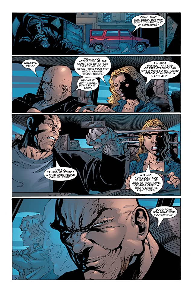 click for super-sized previews of Marvel Knights Spider-Man (2004-2006) #14