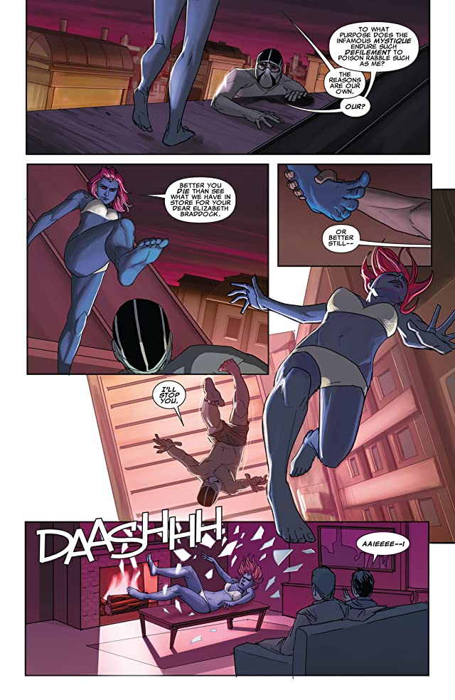 click for super-sized previews of Uncanny X-Force (2010-2012) #27