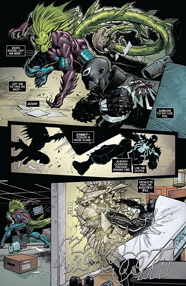click for super-sized previews of Venom (2011-2013) #20
