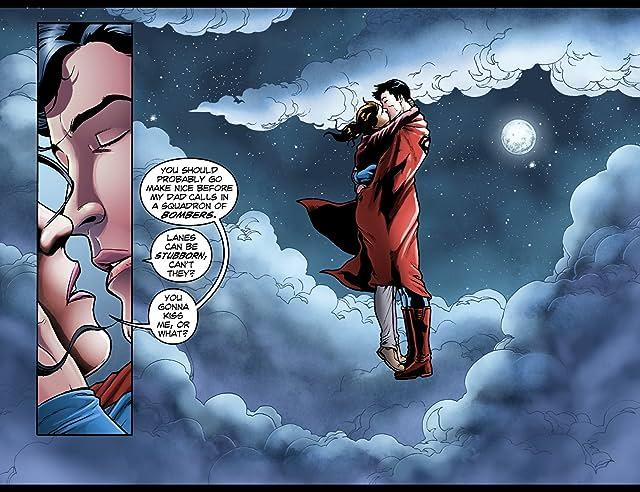 click for super-sized previews of Smallville: Season 11 #9