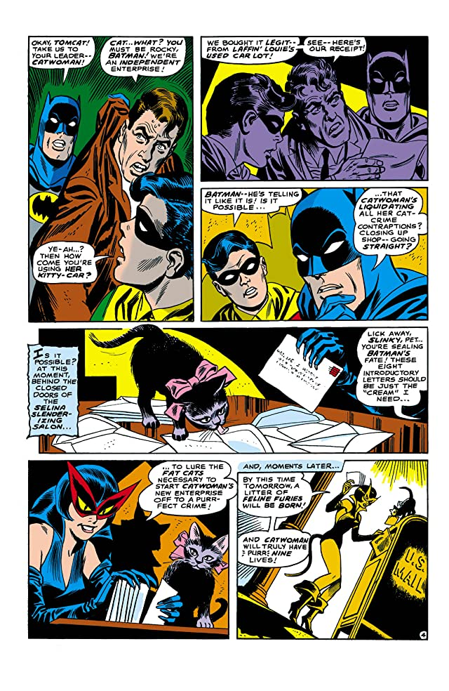 click for super-sized previews of Batman (1940-2011) #210
