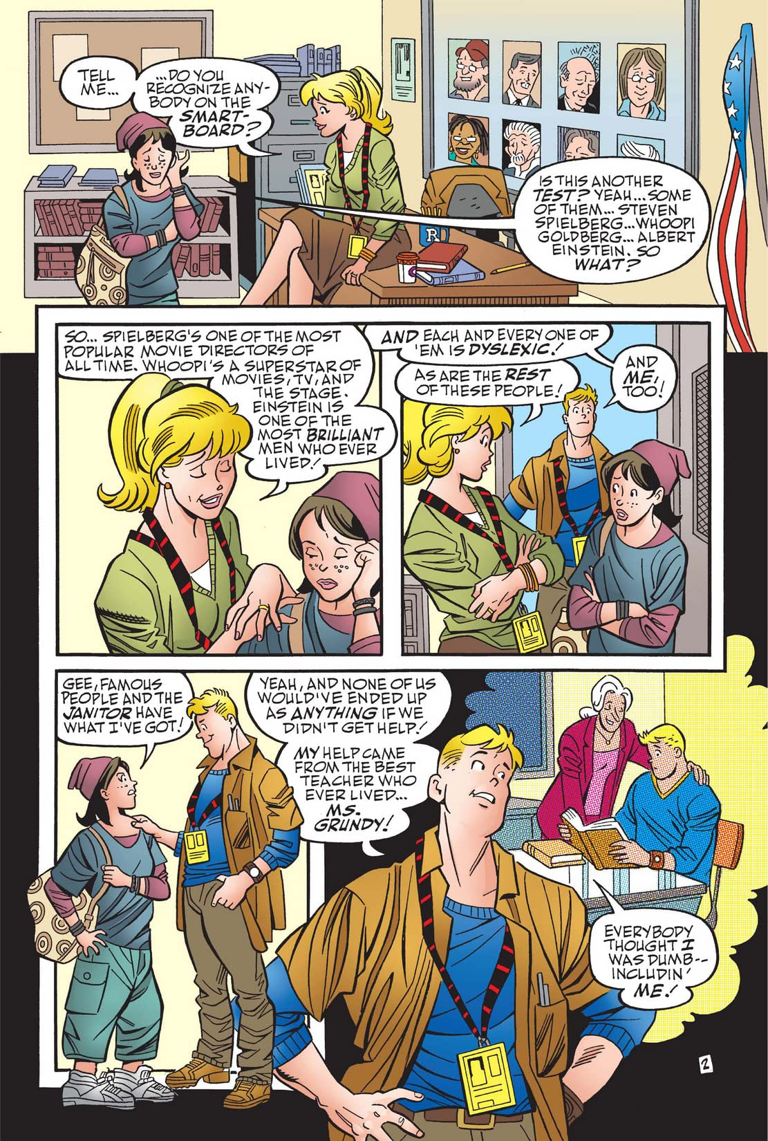 Archie Marries Betty #21