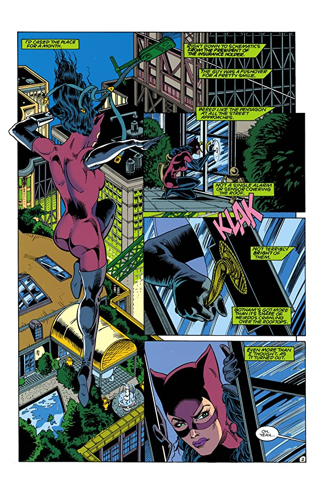click for super-sized previews of Catwoman (1993-2001) #15
