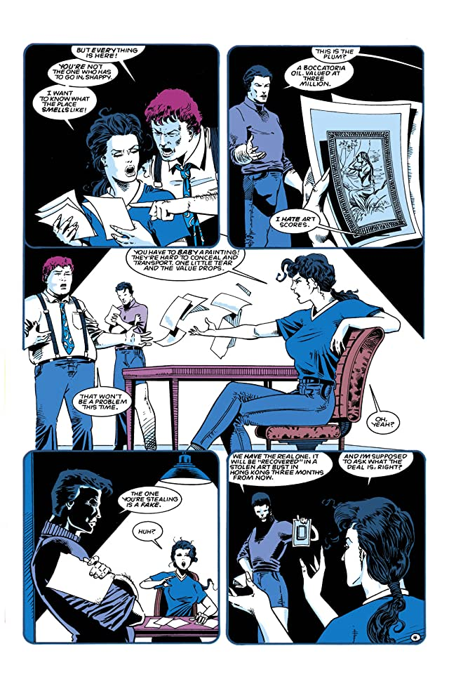 click for super-sized previews of Catwoman (1993-2001) #17