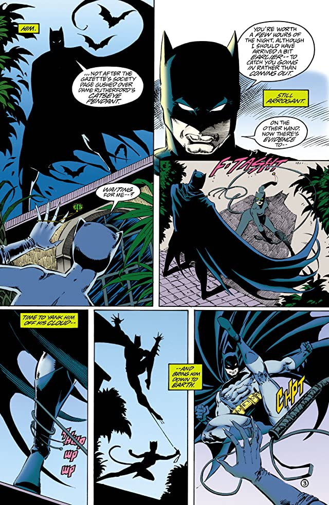 click for super-sized previews of Catwoman (1993-2001) #38